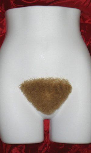 brown merkin
